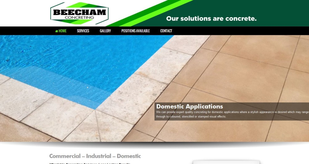 beechamconcreting.com.au