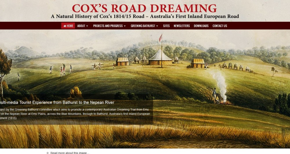 coxsroaddreaming.org.au