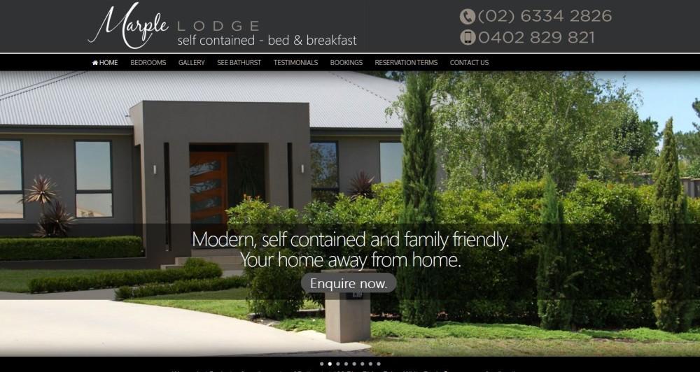 marplelodge.com
