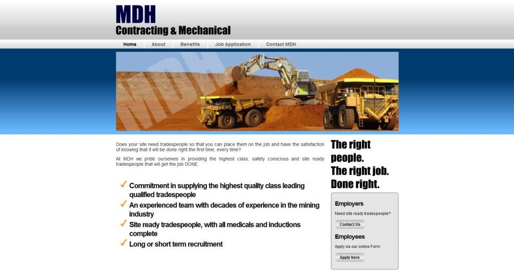 mdhcontracting.com.au