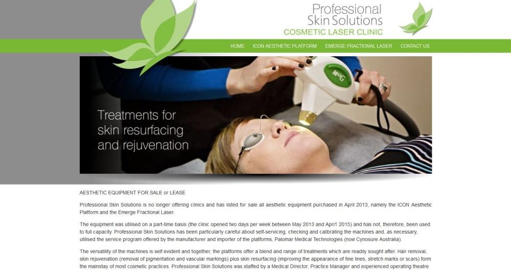 professionalskinsolutions.com.au