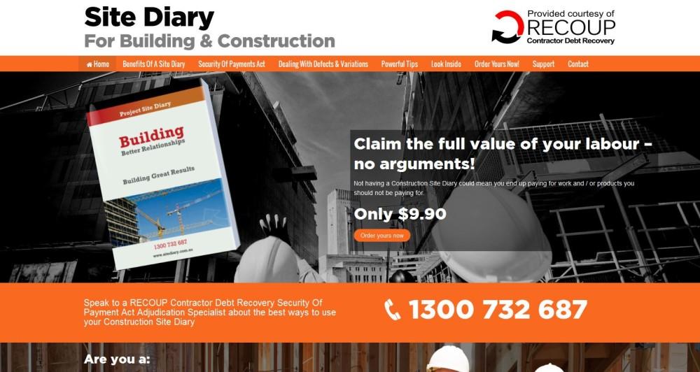 sitediary.com.au